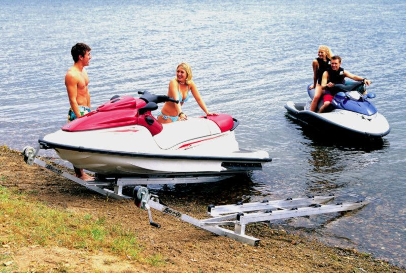 how to build a ramp for a seadoo